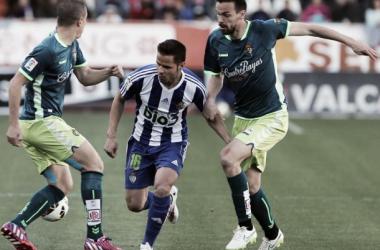Ponferradina - Real Valladolid: derbi castellano para seguir sumando