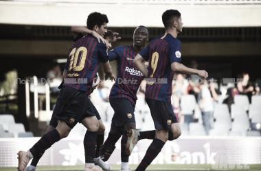 Barça B y Atlético Baleares firman las tablas en el Mini Estadi