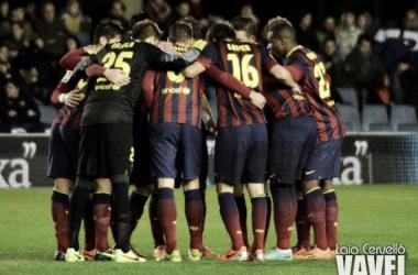 Así llega el FC Barcelona B