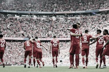 Foto: Reprodução/Bayern de Munique