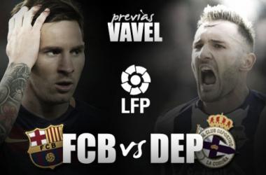 FC Barcelona - Deportivo de La Coruña: duelo por todo lo alto