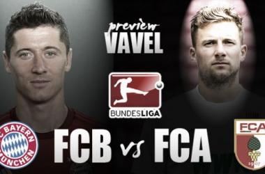 Bayern Munich - FC Augsburg Preview: Hosts face bewildering Bayern battle
