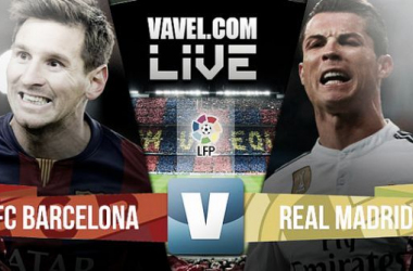 Live El Clàsico : le match FC Barcelone - Real Madrid en direct
