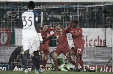 Foto: Reprodução/DFB Pokal