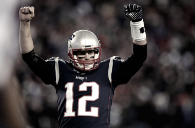 Tom Brady y sus 12 récords de leyenda en playoffs Foto: NFL.COM