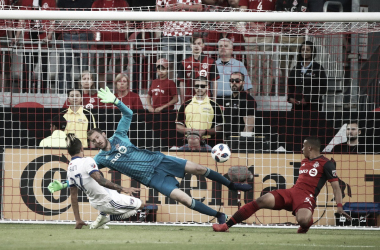 FC Dallas only needed one goal tonight | Source: Steve Russell-The Toronto Star