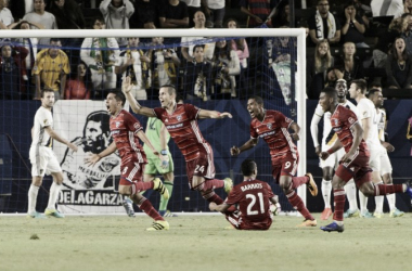 FC Dallas is through to the finals of the U.S. Open Cup. | Photo: FC Dallas