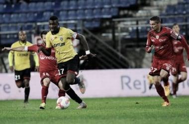 Ligue 2 (8ème journée) : Dijon tête, l'Ain en fête. Les dijonnais leaders de L2 (photo : site officiel du FC Sochaux)