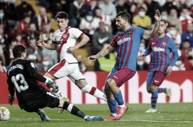 El Barcelona pierde en Vallecas y se complica en LaLiga | Foto: fcbarcelona.es