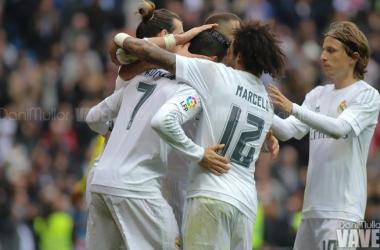 Real Madrid – Real Sociedad: puntuaciones Real Madrid, jornada 17 Liga BBVA