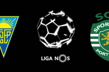 Estoril x Sporting - Menos de três pontos não é opção para o «leão»
