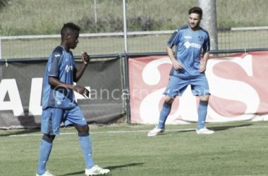 M'Baka, convocado con la Selección Absoluta del Congo