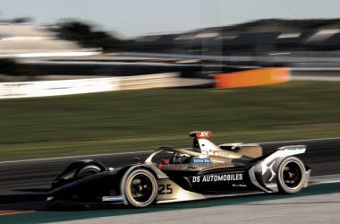 Valencia pone a prueba los nuevos monoplazas de la Fórmula E