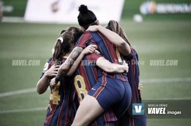 Previa FCB Femení vs Levante: Objetivo triplete