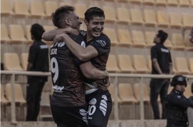 Luciano Nequecaur y Emilio Sánchez fueron los encargados de los goles // Fotografía: Ascenso MX