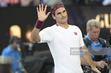SEVEN match points saved as Roger Federer produces miraculous performance to down Tennys Sandgren