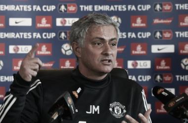 """José Mourinho: """"Cada partido es diferente y cada partido es importante"""""""