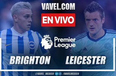 Resumen: Brighton 2-1 Leicester en la jornada 5 de la Premier League