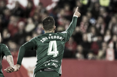 Feddal, central del Real Betis | Foto: LaLiga