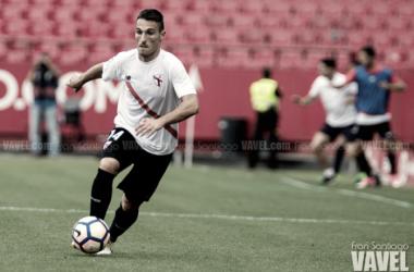 """Fede San Emeterio: """"Los equipos vienen aquí y hacen mucho menos que nosotros para ganar el partido y se llevan los tres puntos"""""""