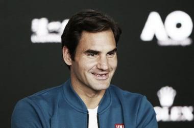 """Federer: """"No esperaba ganar los dos últimos años en Melbourne"""""""