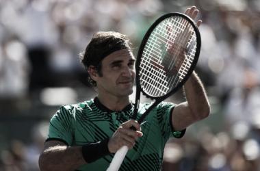Federer liquidó a Del Potro