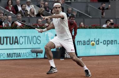 El suizo jugará su segundo torneo en el 2021. Foto: ATP