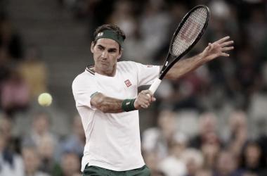 Federer regresará en busca de su cuarto título en Doha. Foto: Reuters