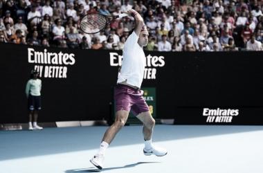 Federer salva sete match points e vence jogo incrível contra Sandgren no Australian Open