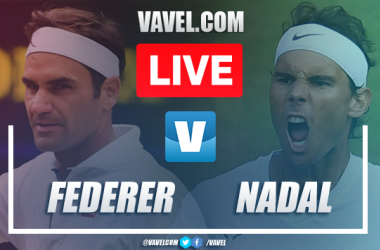 Result Federer 3-1 Nadal in 2019 Wimbledon Semifinal