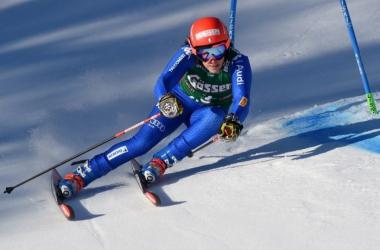 Sci Alpino - SuperG: Tina Weirather vince a CransMontana. 4a Federica Brignone