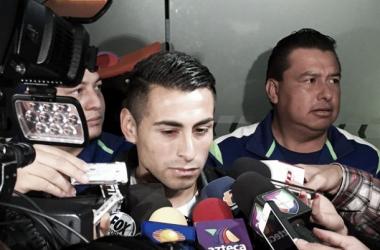 Carrizo llegó a México en busca de minutos. Foto: Medio Tiempo.