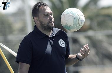 """Federico Arias: """"Sería una buena oportunidad dirigir a Godoy Cruz y fue un primer contacto informal con mis representantes"""""""