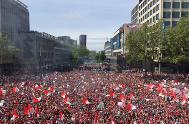 Holanda: Feyenoord Roterdã, enfim, campeão