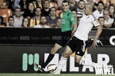 Resumen Valencia CF 2015/16: Sofiane Feghouli, lesiones e irregularidad