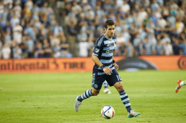 Sporting Kansas City Hold On For Victory Against Montreal Impact