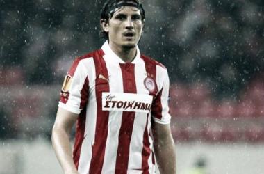 Negociação com o jogador sérvio está perto de um final feliz (Foto: Christos Menglidis/Pamesports)