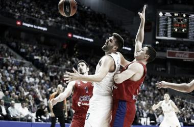 Felipe Reyes lo dará todo para ganar su 2ª Euroliga (Foto: Euroleague.net)