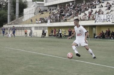 Felipe Sussai garante empate ao EC São Bernardo e já projeta jogo de volta contra São Caetano