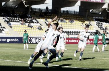 Argentina bate Bolívia e conquista primeiros três pontos na Copa América Feminina