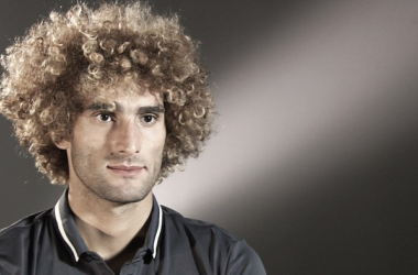 Fellaini says he is confident that he can do well for Manchester United under Jose Mourinho