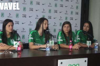 La 'legión extranjera' le pone sabor al Atlético Nacional femenino