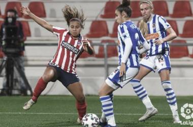 Atlético de Madrid 3-2 Real Sociedad: Las txuri-urdin se quedan con las ganas