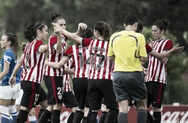 Calendario de la Liga 2015/2016: Athletic femenino