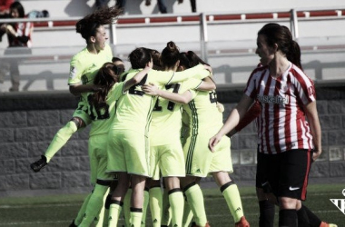 Athletic Club 3-2 Real Betis Féminas | Foto: Real Betis