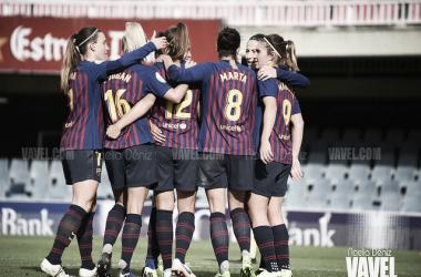 Convocatoria del FC Barcelona Femenino para enfrentarse a la Real Sociedad