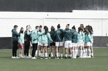 Femnino. Fotografía: RCD Espanyol S.A