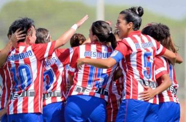 El Atleti Féminas asegura la continuidad de su columna vertebral