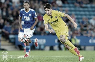 Un mal Villarreal cae 3-2 ante el Leicester