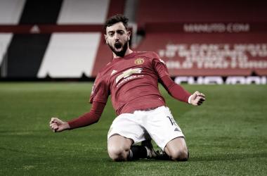Bruno Fernandes/ Foto: Manchester United